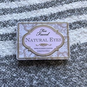 Two Faced Natural Eyes Eyeshadow Palette✨